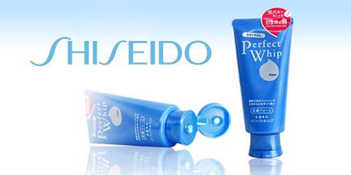 Kết quả hình ảnh cho sữa rửa mặt tạo bọt shiseido
