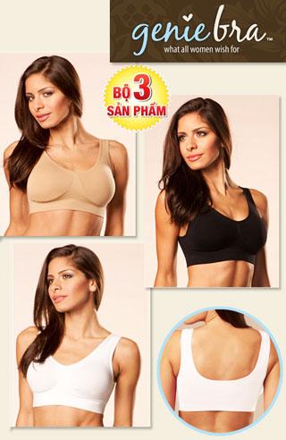 Áo ngực tạo dáng thời trang Genie Bra (Miễn phí giao hàng)