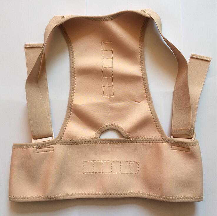 Đai định hình chống gù lưng cong vẹo cột sống Royal Posture Back Pain Magnetic Belt