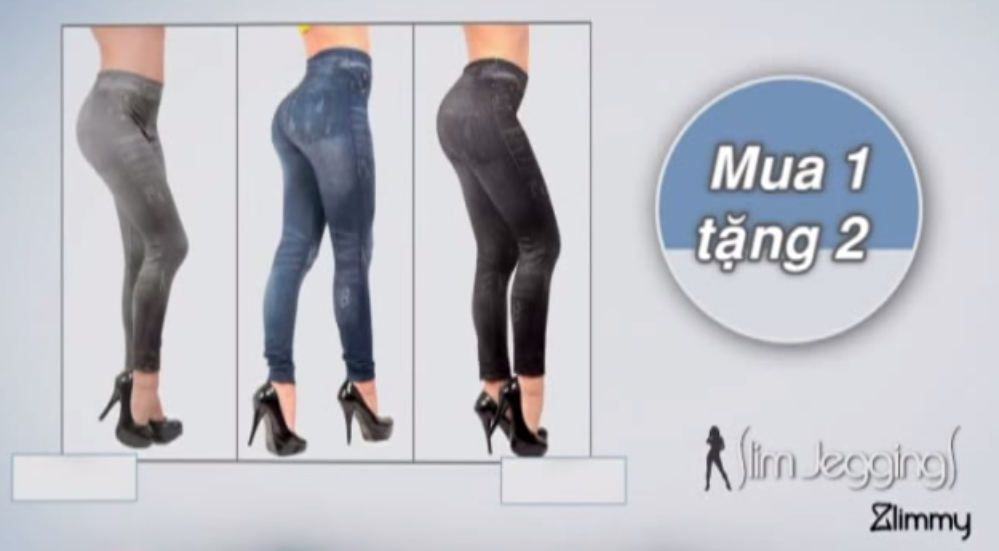 Quần Slim Jeggings, Quần slimLeggings